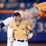 Amazin' Mets Walk Off in Ninth Against Nats, Move into Playoff Position