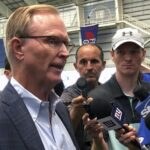 Q and A With New York Giants Owner, John Mara