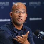 Penn State Did Not Lose to a Better Ohio State Team, Their Coach, James Franklin Lost to Better Coach