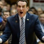 Video Archives: Coach K Wins 1,000th Game